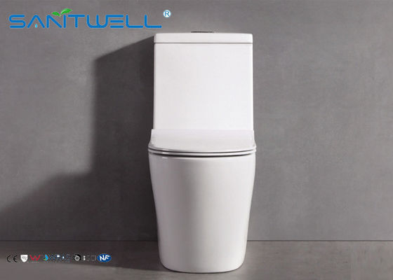 Bathroom Single Piece Toaleta sanitarna 1-szuflowa toaleta siphonic